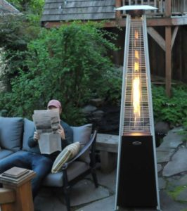 advantages of pyramid patio heaters